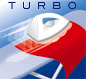 Leifheit Airboard Comfort M Plus Bügelbrett TurboGlide